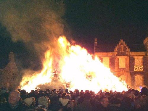 Biggar Bonfire 2016