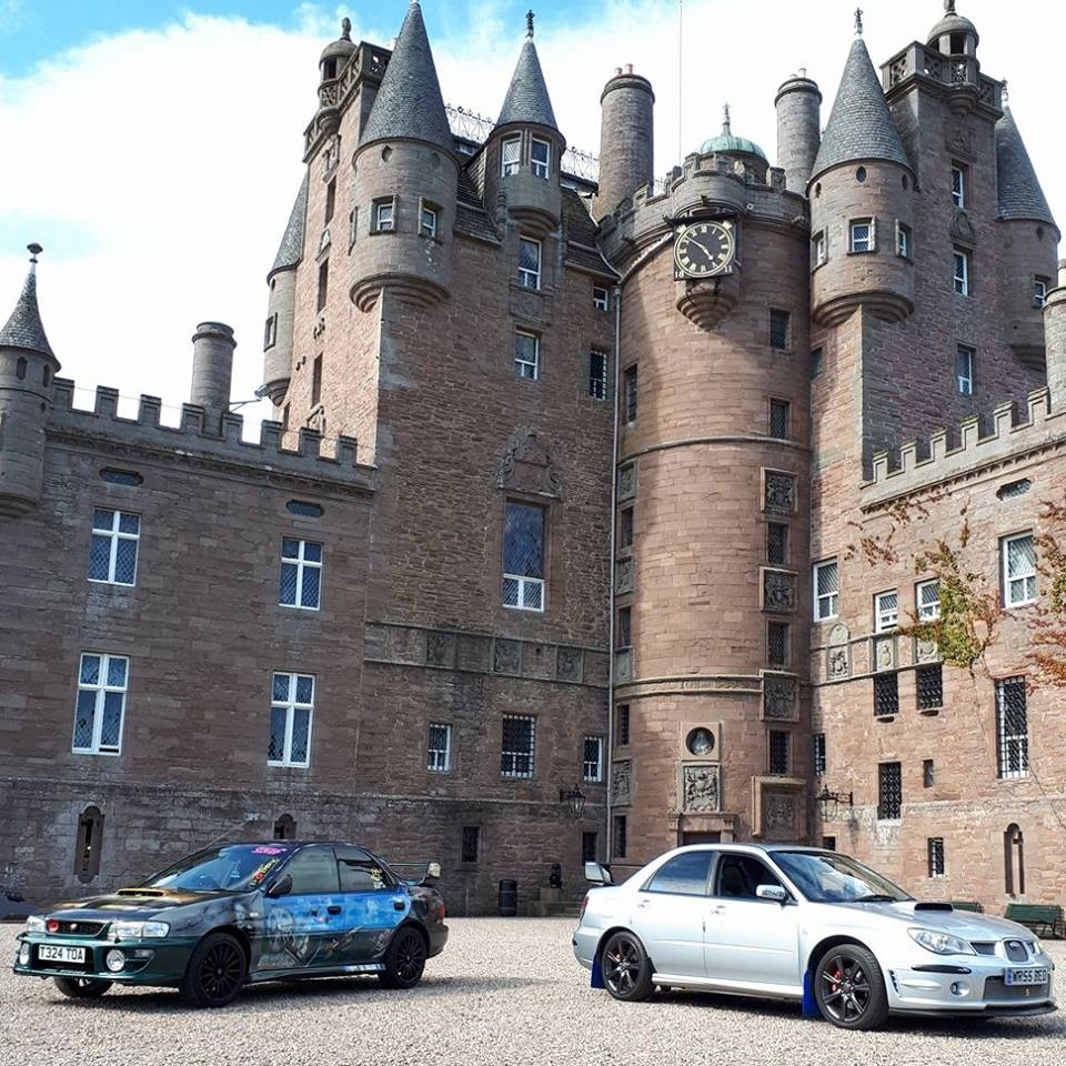 A Visit to Glamis Castle